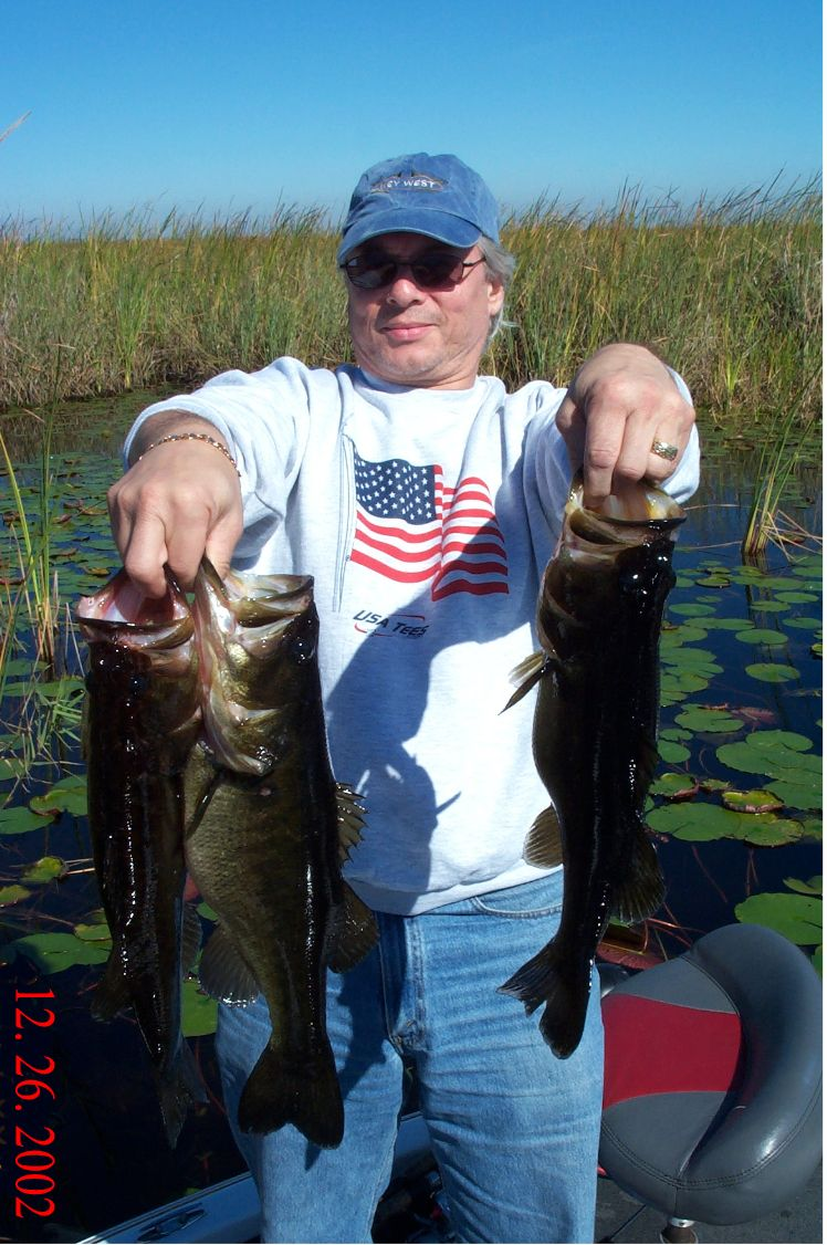 Everglades fishing at it 39 s best florida everglades bass for Fishing in the everglades