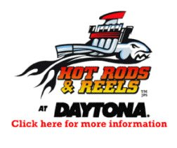 Daytona Hot and Rods Reels Charity Fishing Tournament