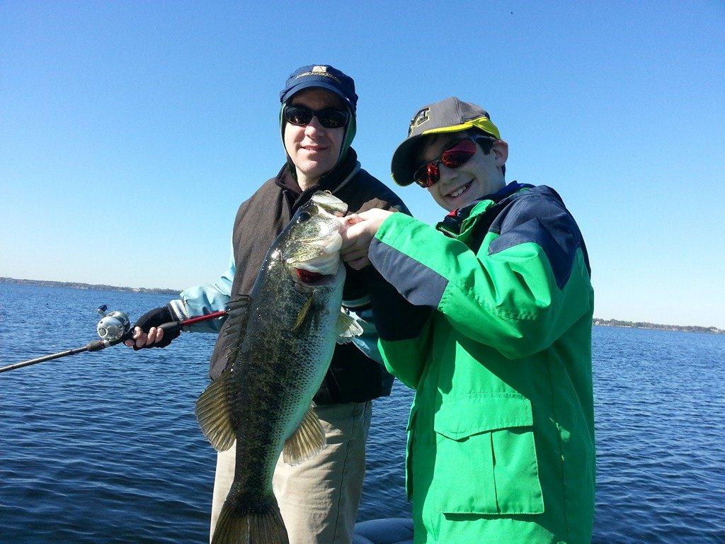 Fishing florida lakes for Fishing jobs in florida