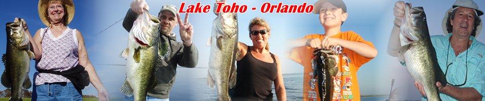 Lake Toho Orlando