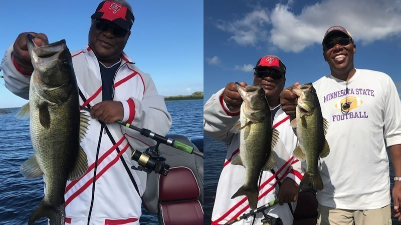 Belle Glade Bass Fishing Trip